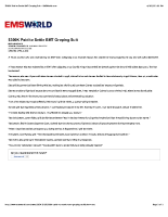 EMS World 4/9/04