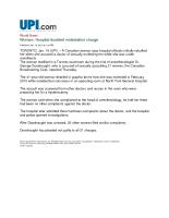UPI.com 1/18/13
