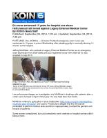 Koin 6 News 9/24/14